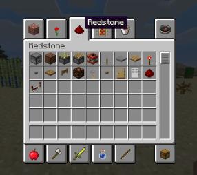 Redstone Circuitry: No command block