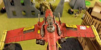 Bloodshed at Treta – Orks vs Astra Militarum (Pt1)