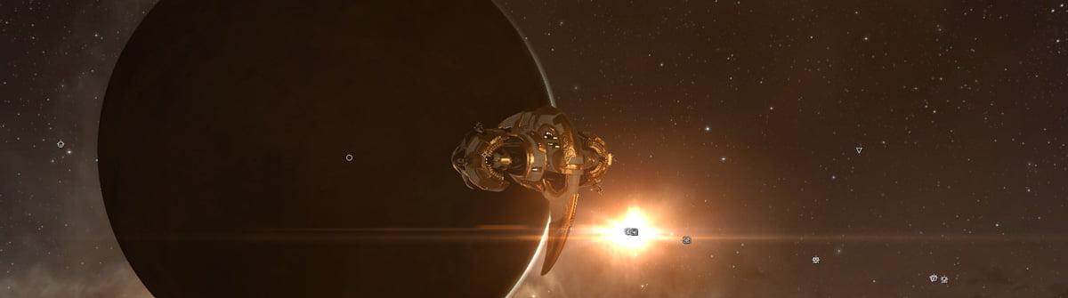 Eve Online: Magnate Frigate