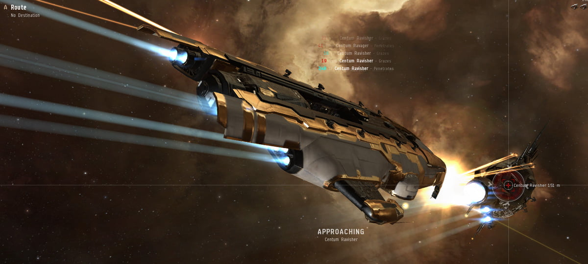 Eve Online: Going Head to Head