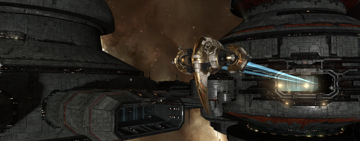 Eve Online: Space Stations