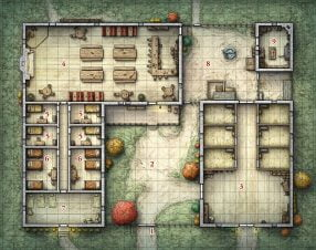 Starting in a Tavern: The Greenbriar Tavern