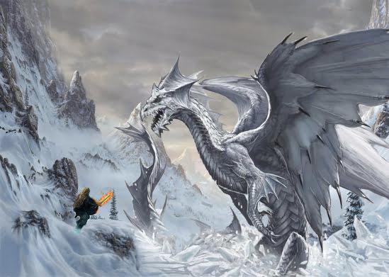 Fantasy World Building Inspiration Winter Snow Rpg