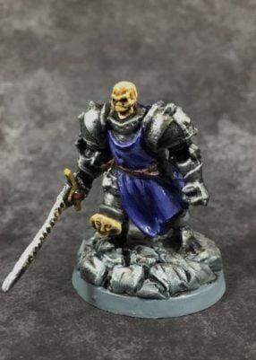 barrow warden miniature reaper