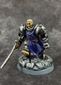 barrow warden miniature reaper