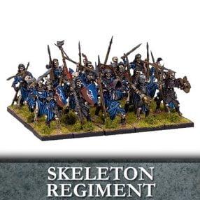 skeleton miniatures by kings of war