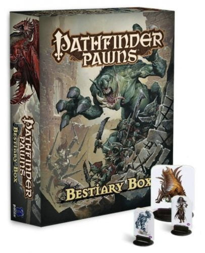 Pathfinder Bestiary Box on Amazon