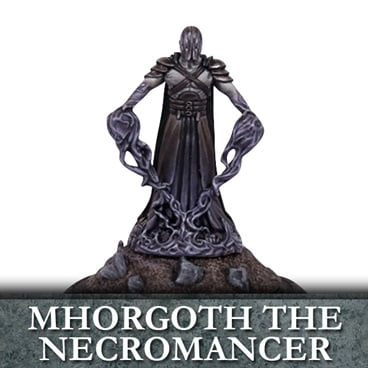 mhorgoth the faceless miniature from mantic