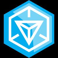 Ingress Logo - Google AR game