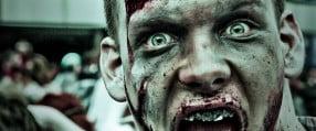 Friendly neighbourhood zombie