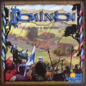 Collectible card game Dominion
