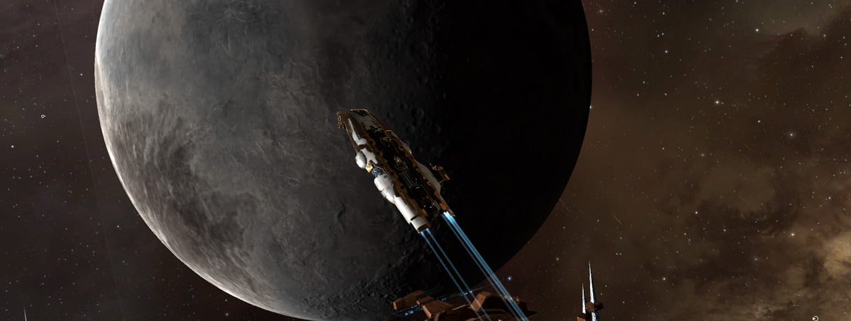 Eve Online: Moon Bases
