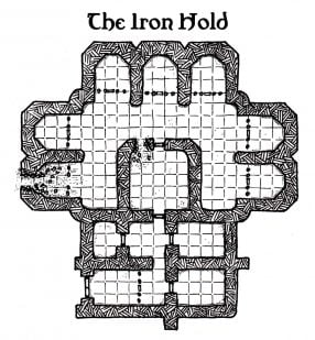 The Iron Hold Prison