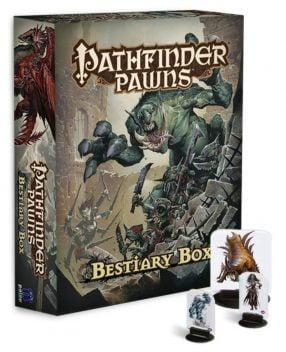 Pathfinder Bestiary Box on Amazon