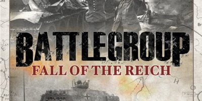 Battelgroup: Fall of the Reich logo