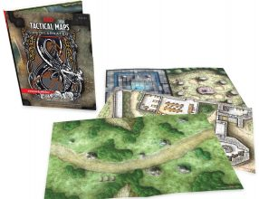 WOTC Dungeons & Dragons Tactical Maps Reincarnated