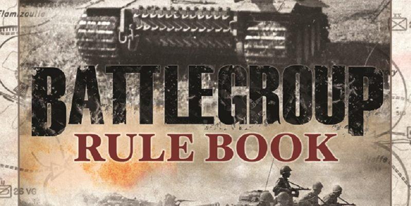 PSC Battlegroup Rule Book Featured